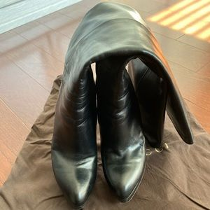 Gucci tall boots